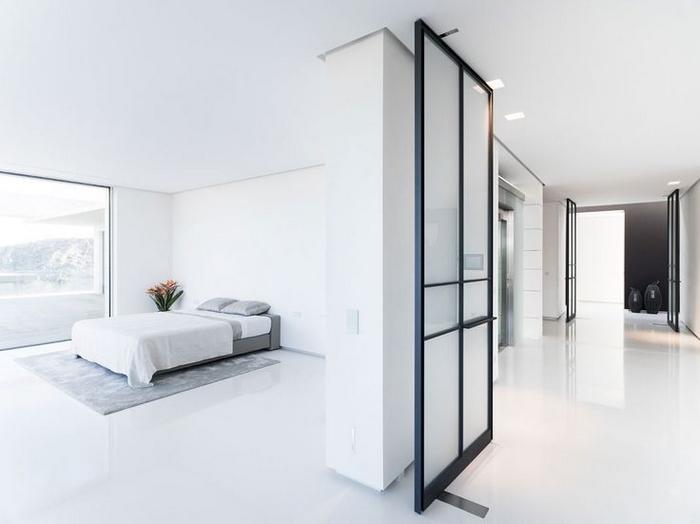 Un int rieur pur du minimalisme pour respirer glam for Deco interieur epure