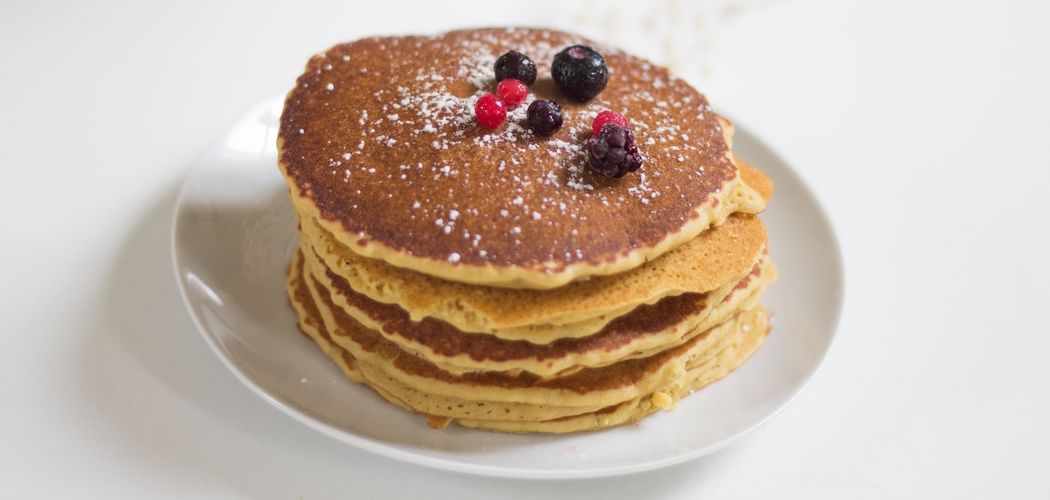 recette de pancakes l gers vegan et sans gluten. Black Bedroom Furniture Sets. Home Design Ideas