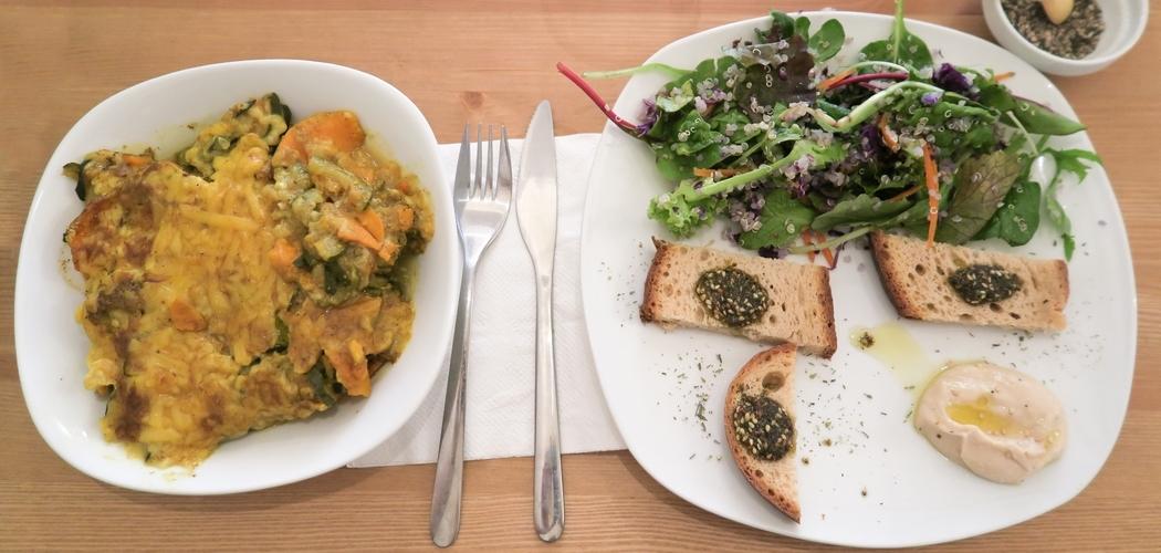 My Free Kitchen, Un Resto Parisien 100% Bio Avec Des Choix